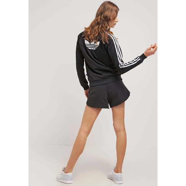 adidas Originals SUPERGIRL Bluza rozpinana black AD121G03B