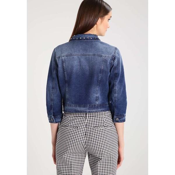 Sisley Kurtka jeansowa denim blue 7SI21G01W UbierzmySie.pl