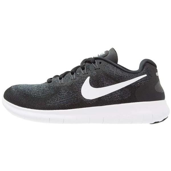 Nike Performance Nike Free Run 2 Neutralne White Black Pure