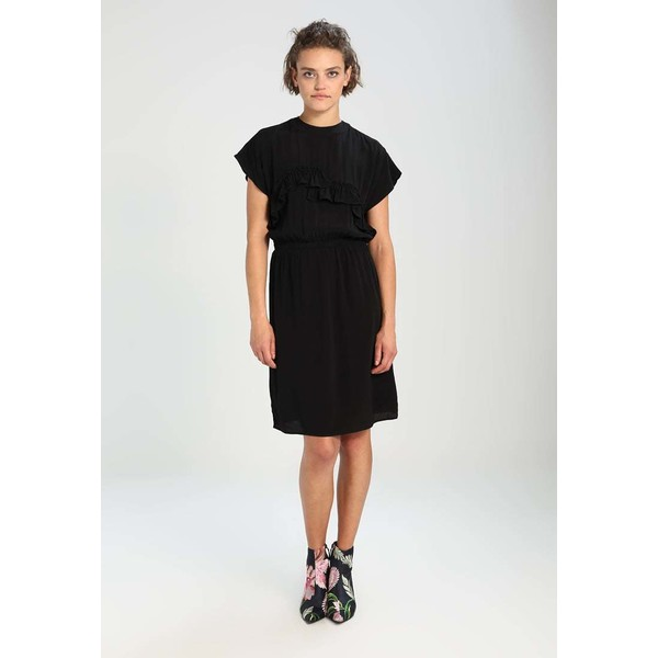 Moves DANELLA DRESS Sukienka letnia schwarz MOD21C00O