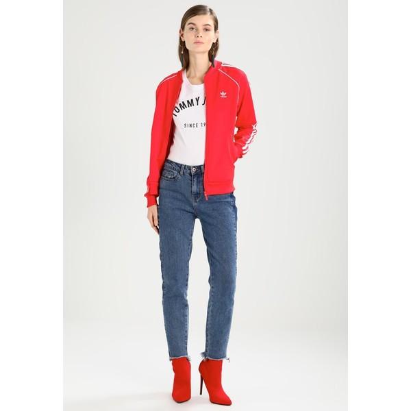 adidas Originals ADICOLOR Kurtka Bomber radiant red Zalando