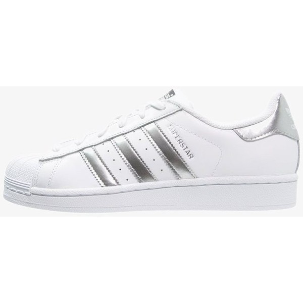 adidas Originals SUPERSTAR Sneakersy niskie whitesilver