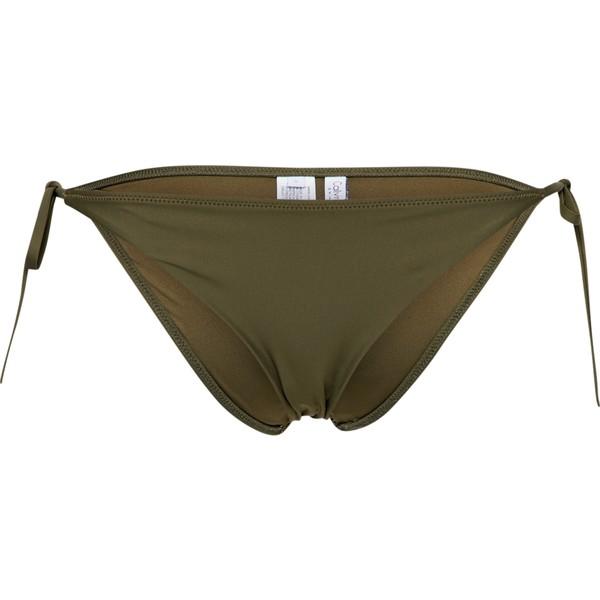 Calvin Klein Swimwear Dół bikini 'CHEEKY STRING SIDE TIE BIKINI' CKS0066001000001