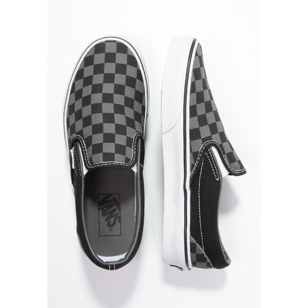 Vans Classic Slip On Black Pewter