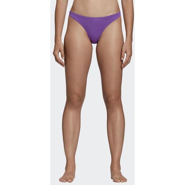 adidas Performance PRO SOLID BIKINI BOTTOMS Dół od bikini purple AD541I0A9