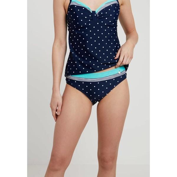 LASCANA PANTS Dół od bikini navy/turquoise L8381I00Z