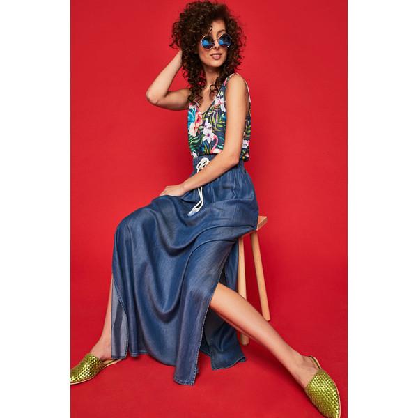 spódnica Answear Spódnica jeansowa Sweet&Salty WS19.SDD008