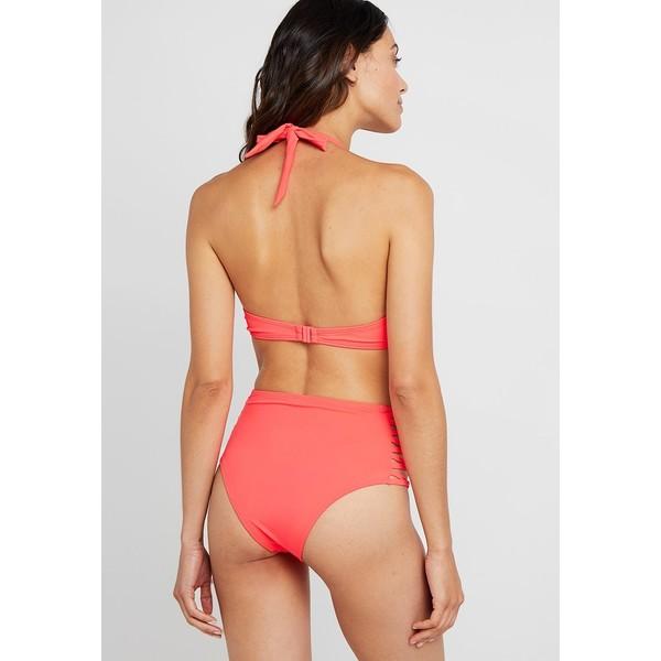 Hunkemöller SUNSET DREAM HIGH CHEEKY Dół od bikini red HM181I048