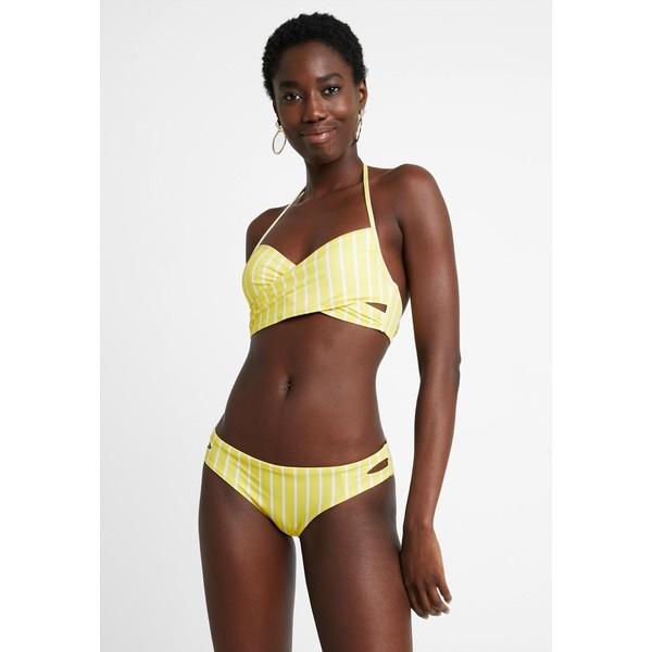 TWINTIP SET Bikini yellow/white TW481L006